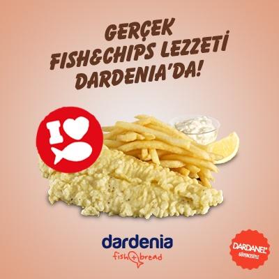 Fish yemek için İngiltere'ye kadar yorulmayın!  http://www.dardenia.com/menu/spesiyal