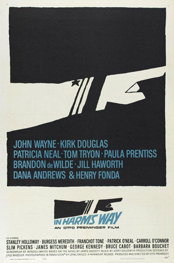 """In Harm's Way"" (Otto Preminger, 1965)"
