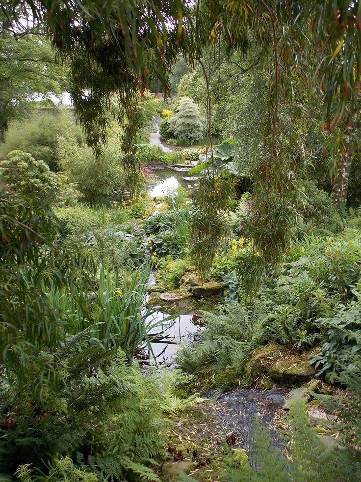 Threave Estate and Gardens. Castle Douglas.