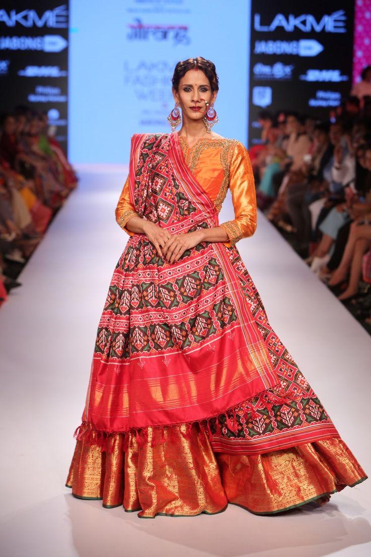 Gaurang Shah at Lakme Fashion Week