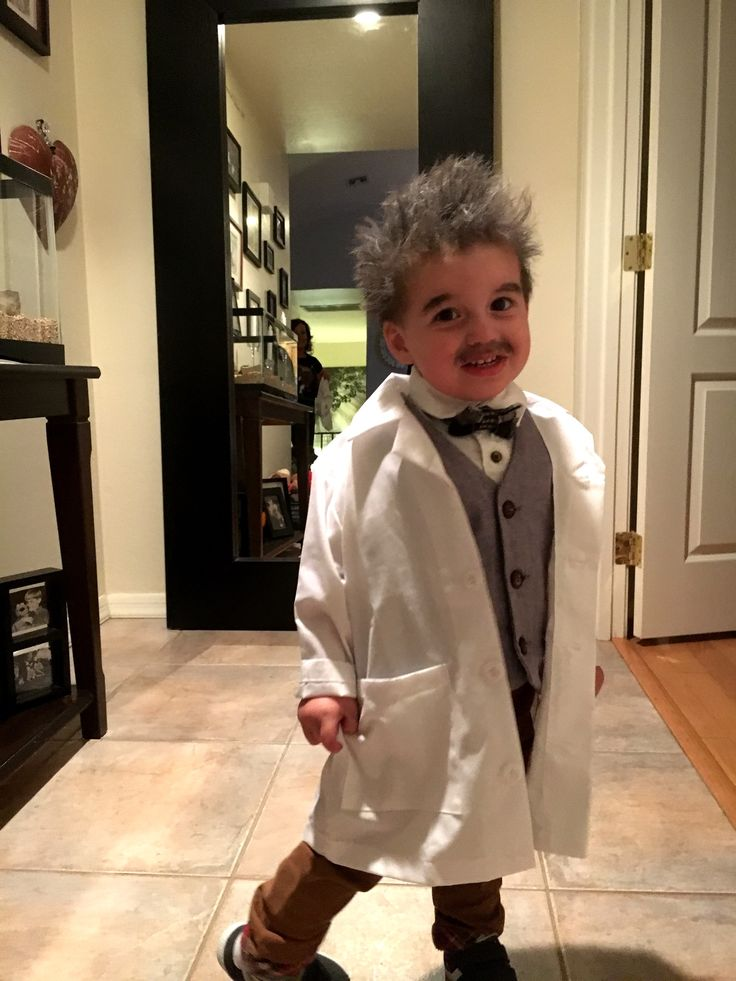 Halloween costume, creative, Halloween, costume, amazing, Albert Einstein