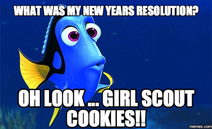 11 Girl Scout Cookie Memes To Satisfy Your Sweet Tooth & Your Funny Bone