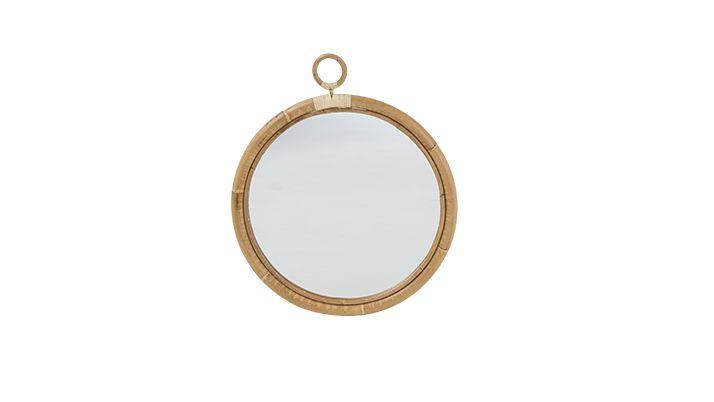 Sika Design rattan mirror furniture made in Denmark