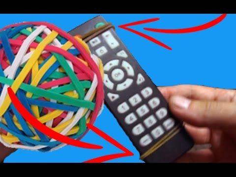 14 Genius Rubber Band Lifehacks to Simplify Your Life - YouTube