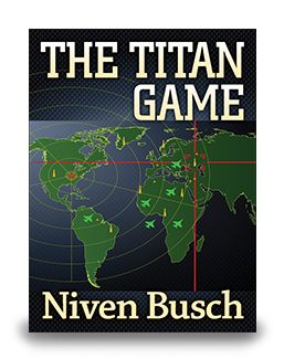 The Advanced Electronic Technologies Company is triumphantly testing its newest robotic field weapon when a prototype drone makes the quantum leap from instruction to intention and goes AWOL. Or does it? Now in eBook. $7.99 http://www.enetpress.com/books/The_Titan_Game.html
