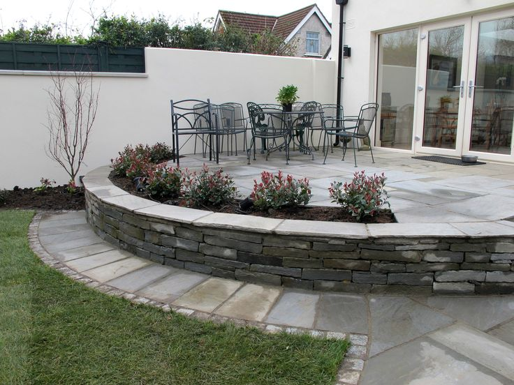 Garden Design & Landscaping in Terenure.  we design - we build - we care