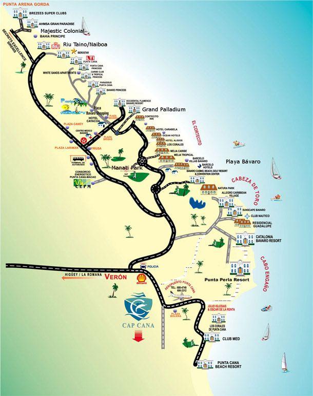 la geografía de la República Dominicana