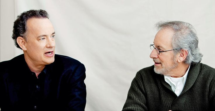 Интервью: Том Хэнкс & Стивен Спилберг