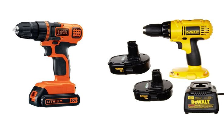Top 5 Best Cordless Drills Reviews 2016 Cheap Power Tools