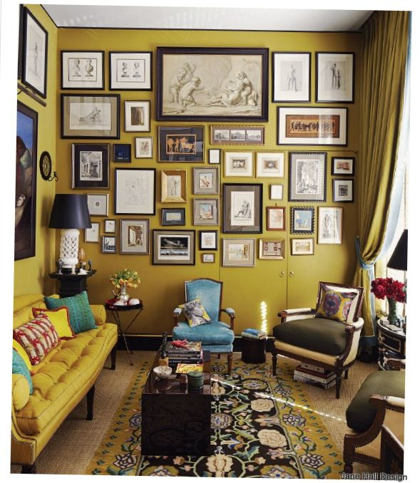 Gallery Frames Living Rooms