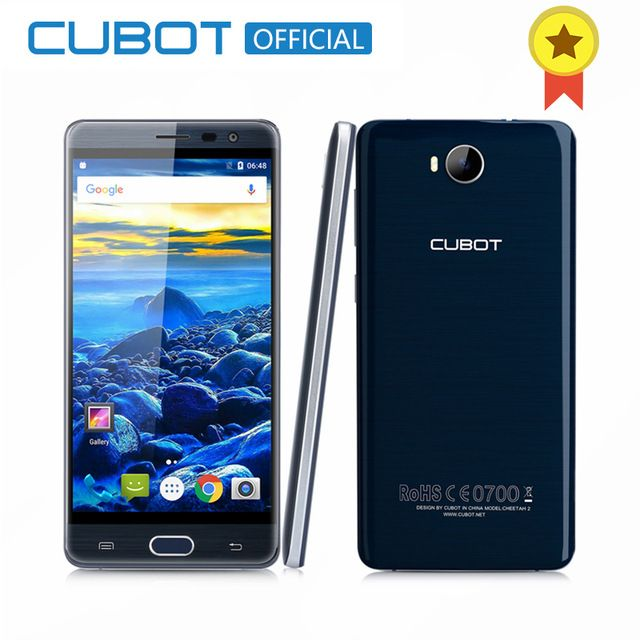 Buy now CUBOT Cheetah 2 5.5 Inch FHD MT6753 Octa Core Smartphone 3GB RAM 32GB ROM Cell Phone Fingerprint Type c Android 6.0 Mobile Phone just only $139.99 - 146.99 with free shipping worldwide  #mobilephones Plese click on picture to see our special price for you