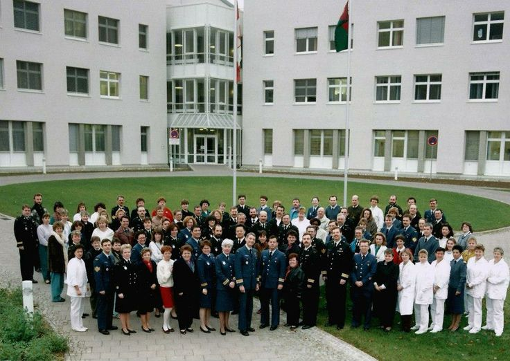 Canadian Forces Base Hospital  ( home away from home ) Lahr, West Germany.