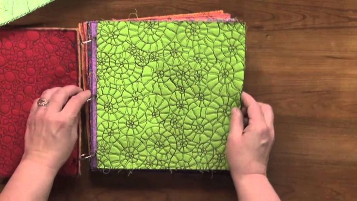This is absolutely the BEST idea I have ever seen for free motion quilting - what a way to save your designs!!! Machine Quilting Designs and Ideas     National Quilter's Circle