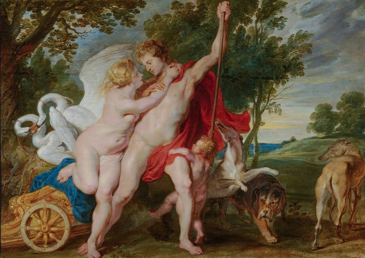 https://upload.wikimedia.org/wikipedia/commons/f/f9/After_Peter_Paul_Rubens_003.jpg Рубенс. Венера и Адонис