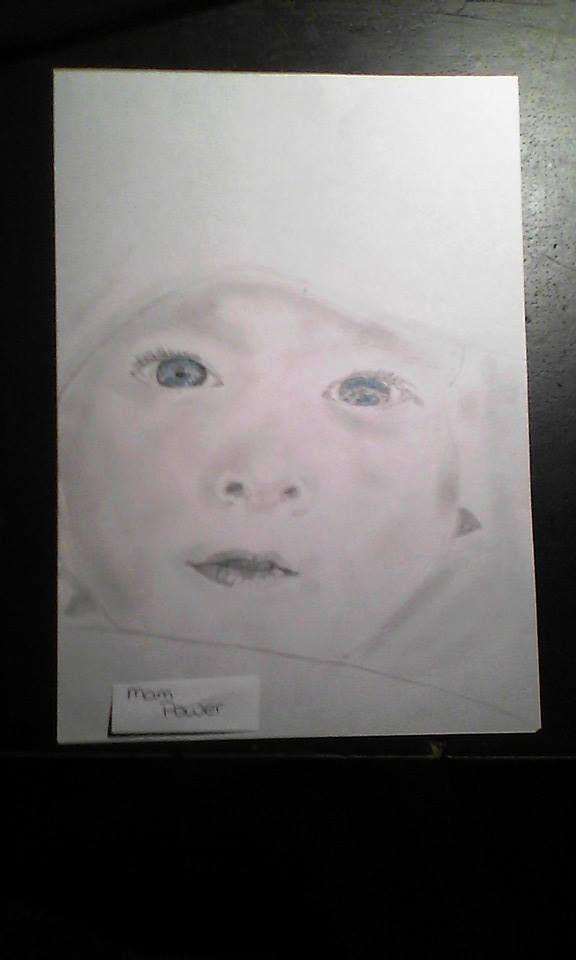 Baby by Mampower1.deviantart.com on @DeviantArt