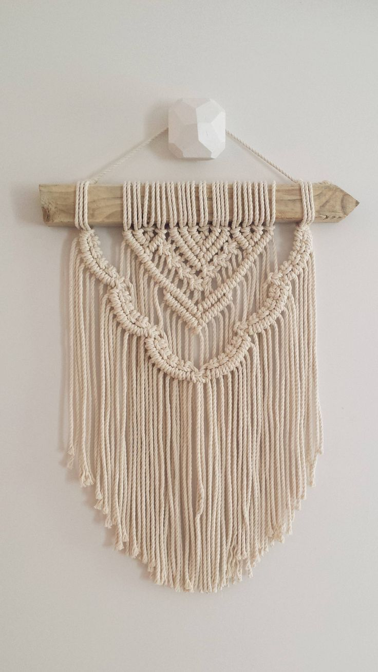 229 best macrame wall hanging images on pinterest cable on macrame wall hanging id=62975