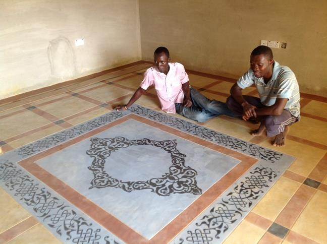 Stamped Concrete Flooring In Ghana : Best images about custom engraved projects on