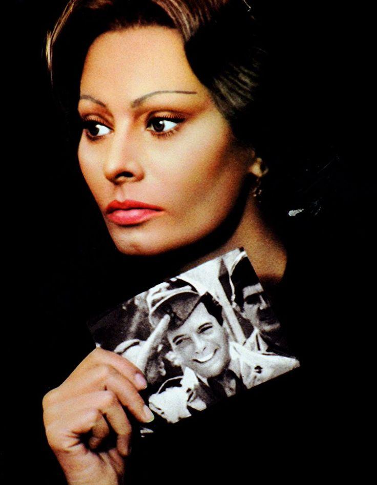 Sophia Loren in I girasoli (1970)