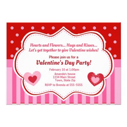 The  Best Diy ValentineS Day Invitations Ideas On