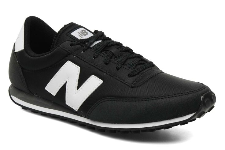 Baskets Noir New Balance U410 en