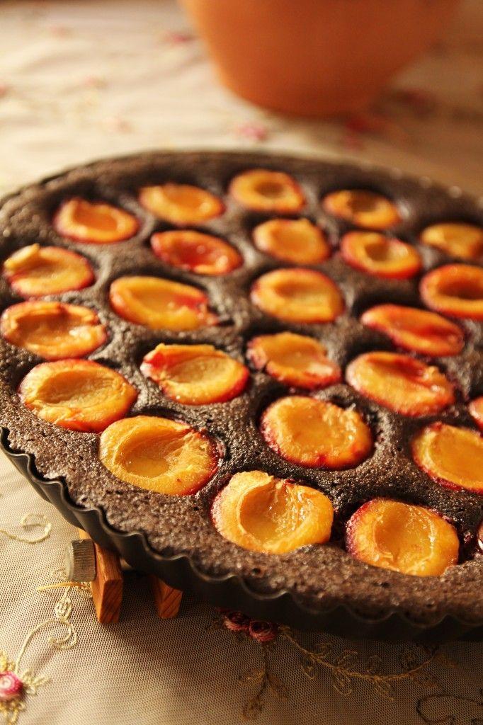 Bezlepkový+koláč+z+makovej+múky