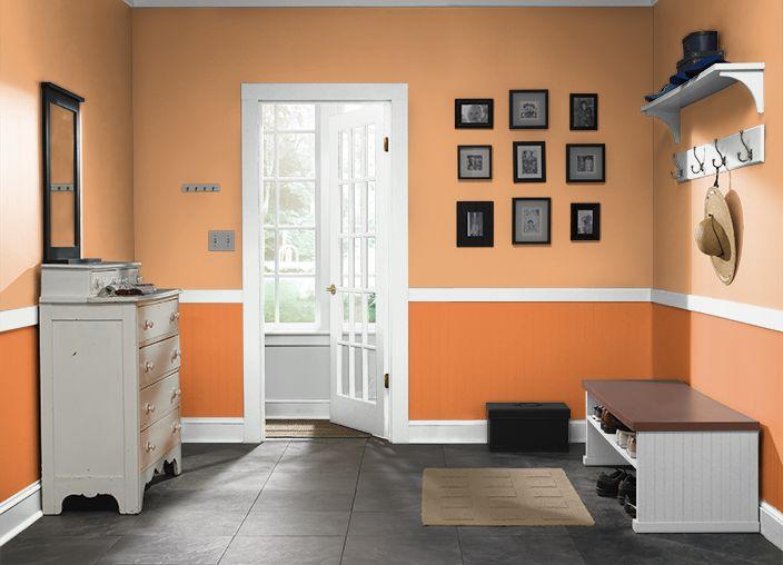 behr orange copper river upper solar flare lower preschool pinterest copper and solar. Black Bedroom Furniture Sets. Home Design Ideas