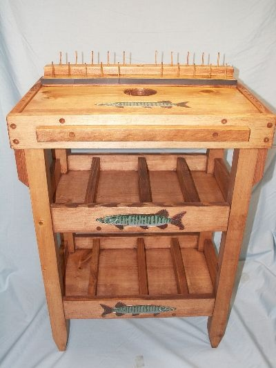 81 best images about mikes fly tying desks on