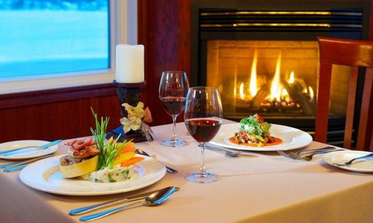 Manoir du lac William | cuisine gastronomie & hébergement tourismeregionthetford.com