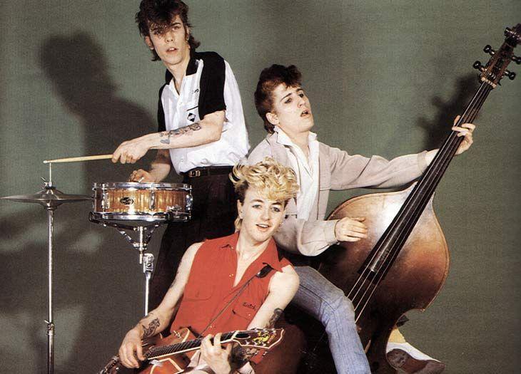1981年9月、ネオロカビリーブームを巻き起こしていたストレイキャッツが初来日した。私の初めての洋楽ライブ体験が、このとき渋谷公会…