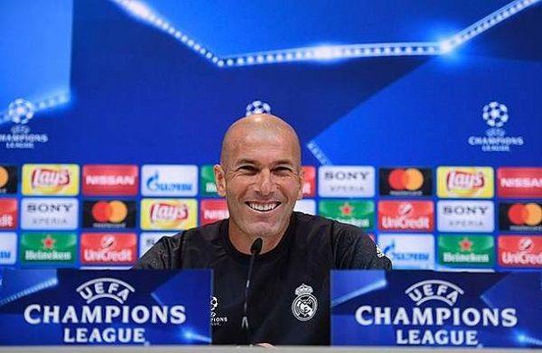 """O ex-jogador e técnico do Real Madrid, Zinedine Zidane, afirmou nesta terça-feira (30) que enfrentar a Juventus na final da Liga dos Campeões da Europa é um momento """"especial"""". """"Na Juve, fiquei por cinco anos, mas agora sou o treinador do Real Madrid. Será uma final especial e espero que seja..."""