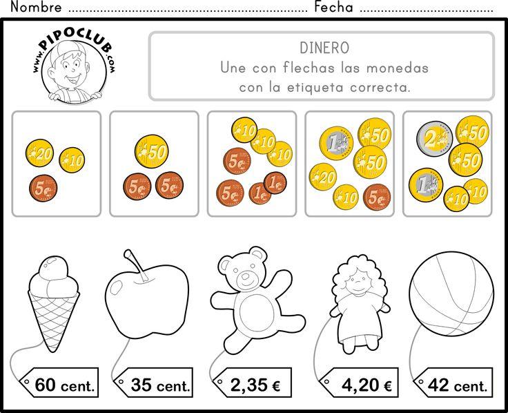 Monedas (Euros)