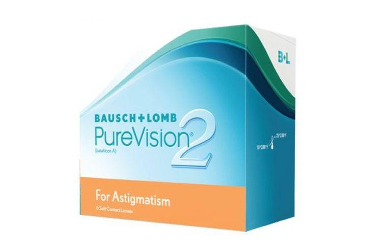 Προσφορά PureVision2 HD for Astigmatism 3pack - 29.00€ - Με 2 κουτιά, 1 BIOTRUE 300ml ΔΩΡΟ - Ο φακός Bausch+Lomb συνδυάζει όλα τα χαρακτηριστικά, εξασφαλίζει ευκρινή όραση όλη την ημέρα. Μειώνει άλω, θάμβο, για όραση σε χαμηλό φως. Ειδικά για αστιγματισμό. Σταθερή όραση για την πλειοψηφία των ασθενών. Μειώνει θολερότητα και ασαφές περίγραμμα λόγω απότομων κινήσεων. Δύο μοναδικές καινοτομίες: Διάλυμα πλούσιο σε υγρασία για εξαιρετική άνεση στην εισαγωγή. Εξαιρετικά λεπτός φακός. Φυσική…