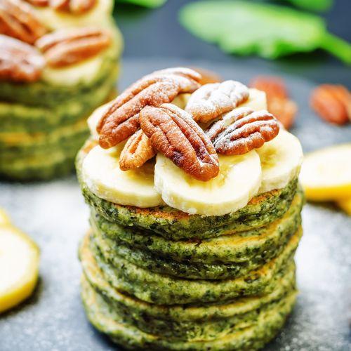 Eiwitrijke pancakes, het ideale sporters ontbijt - Amber Albarda