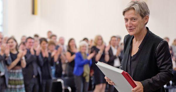 Professeure à l'Université de Berkeley (Californie), Judith Butler a promu dansses nombreux travaux la notion de