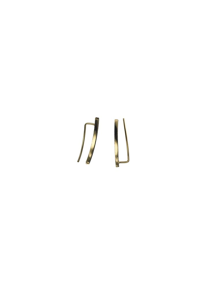 Earpiece 'Phase' Gold http://www.theboyscouts.nl/product/earpiece-phase-pair-gold