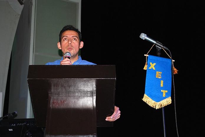 Joel Adir Acuña, director de Radio Delfín compartió la semblanza de cada fundador y pionero de la XEIT.