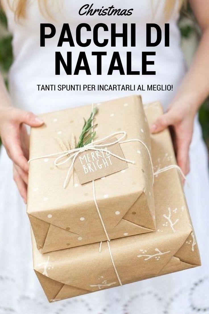 """Ciao ragazze, avete presente la magia e la curiosità durante l'apertura dei pacchetti sotto l'albero di Natale? Sì?! Bene, oggi vi voglio mostrare qualche idea per incartarli al meglio! Perché """"perdere tempo"""" a incartare? Lo so, a molti dedicare tempo…"""