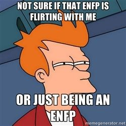 this always complicates things #enfp