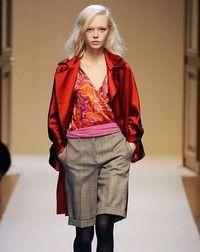 Элегантно и женственно: выкройка брюк бермуды