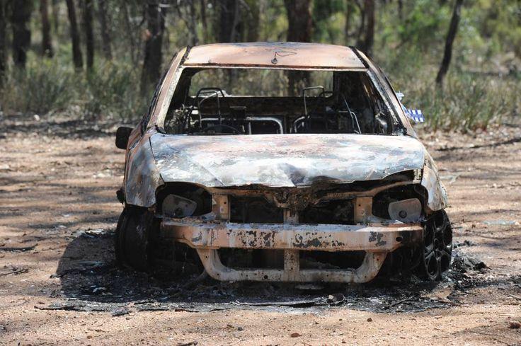 Image result for Destroyed car