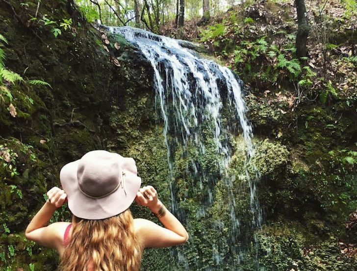 "<h3><a href=""https://www.floridastateparks.org/park/Falling-Waters"">Falling Waters State Park</a></h3>  <i>State Park Road, Chipley, (850) 638-6130</i>  <br>In a place as flat as Florida, waterfalls are pretty rare, so it isn't every day you'll get to see wonders like this 73-foot beauty cascade into a sinkhole.  <br>  <br>Photo via tessa_lations/Instagram"
