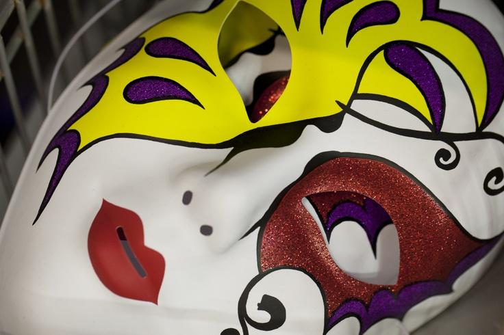 Máscara para disfraz del carnaval de Venecia