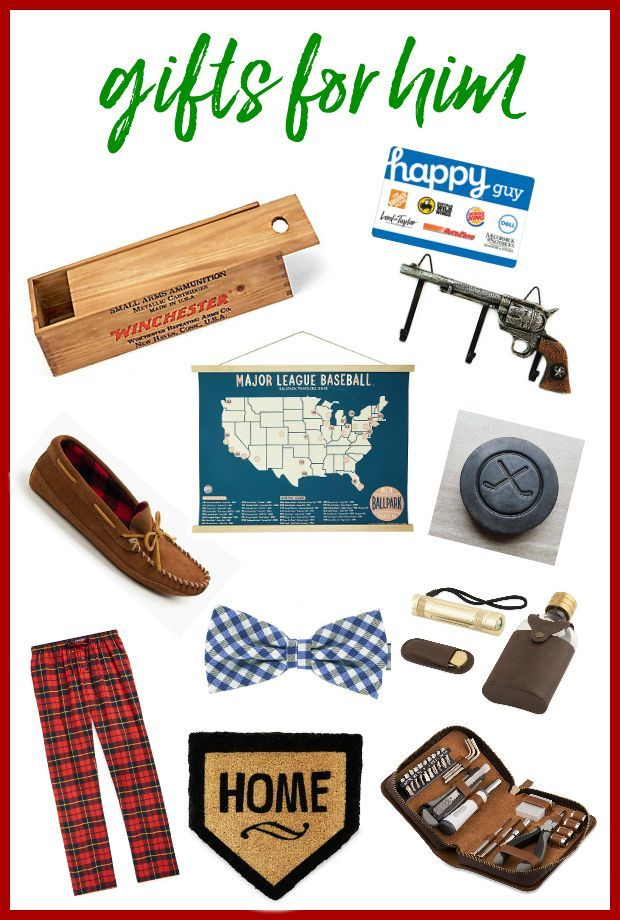 Gifts for Men Holiday ✨ Favorite Christmas Ideas, Recipes and