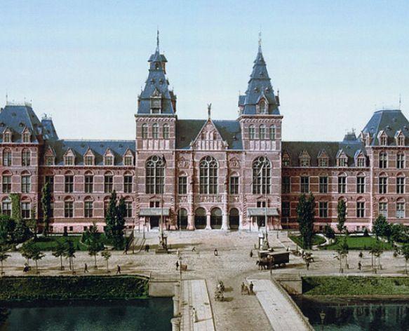 Biblioteca do Rijksmuseun  -  Amesterdã