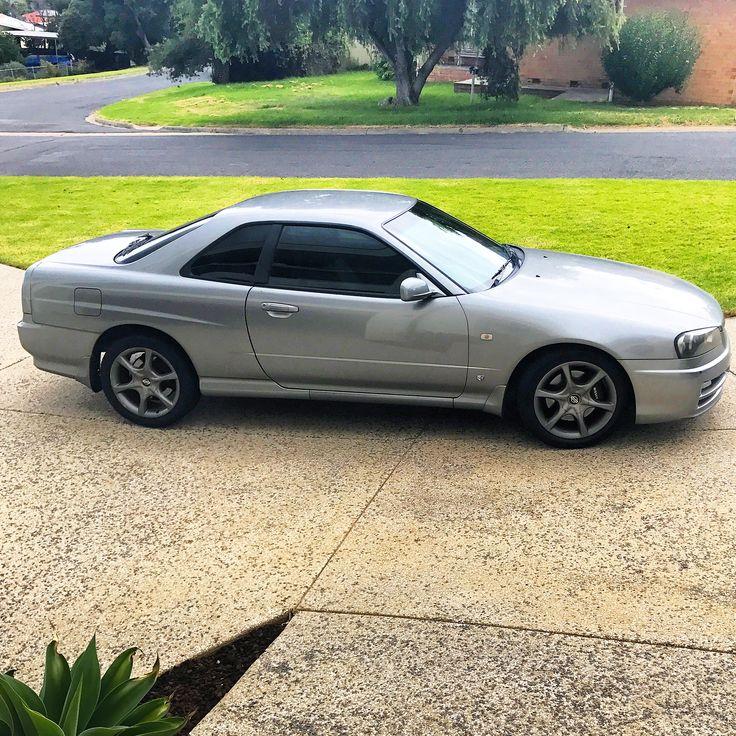 My 2001 R34 25GT-t