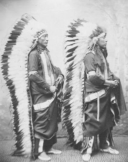 Iron Tail, Sam Lone Bear - Oglala - no date