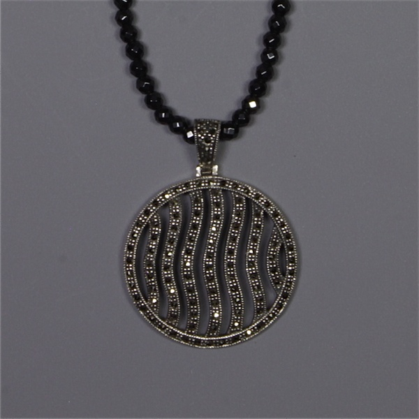 100 best marcasite the poor mans diamond images on pinterest marcasite pendant aloadofball Image collections