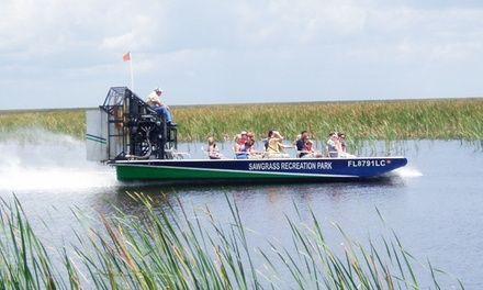 Weston Boat Tour