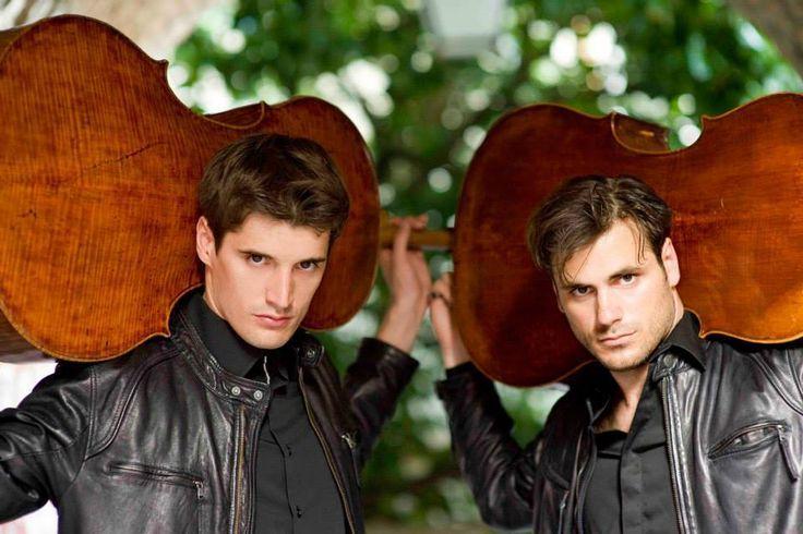 2Cellos czyli dwie wiolonczele. Myślicie, że czeka Was kolejny przynudnawy koncert muzyki klasycznej? Nic bardziej mylnego! http://exumag.com/?p=7594
