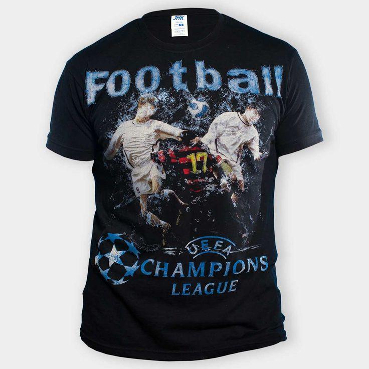 Футболка Football.  Цена 250 грн.  Размеры: S / M / L / XL / 2XL. Достатка по Украине, наложенный платёж. Мужские футболки. Оригинальные мужские футболки.